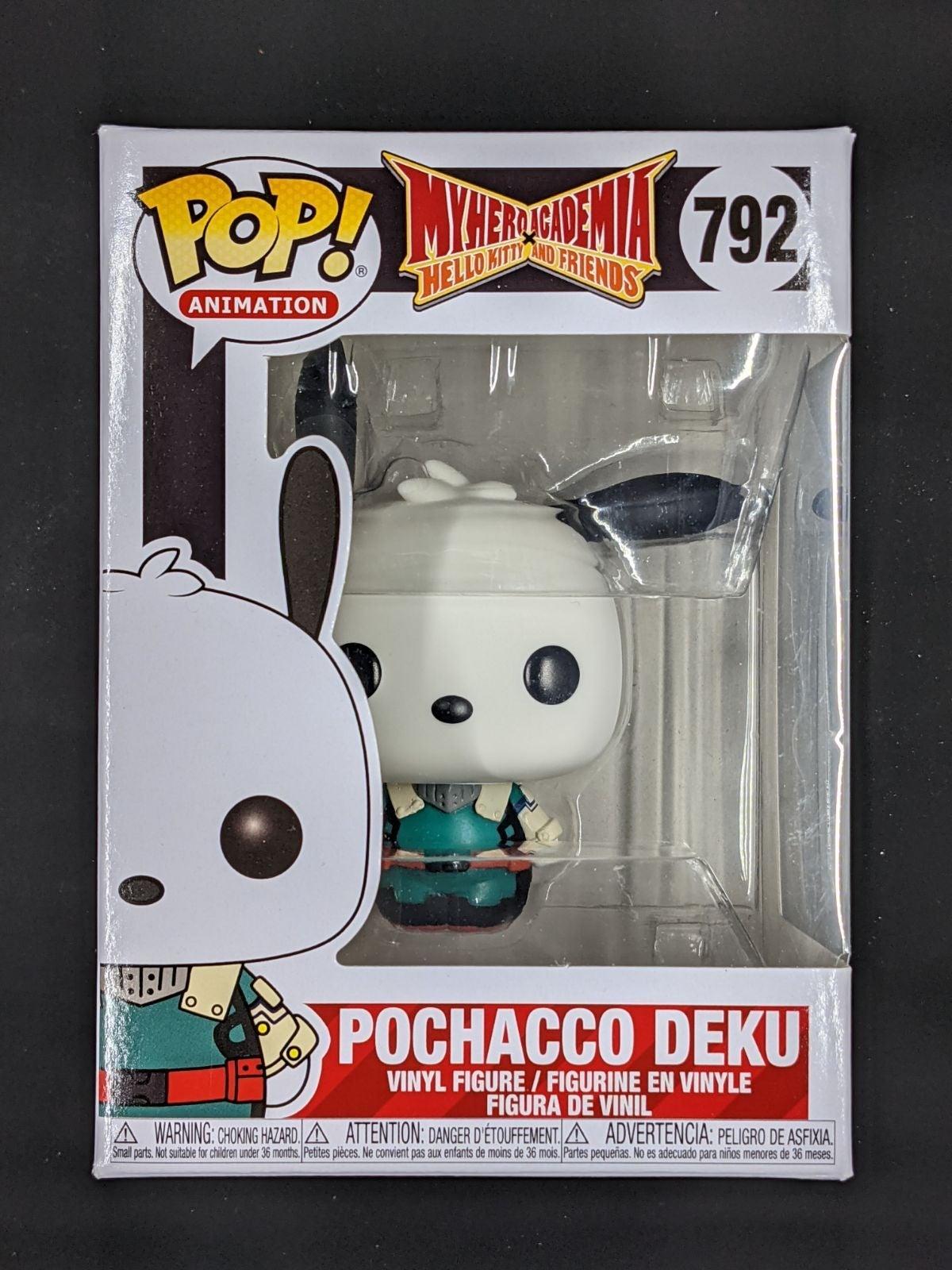 Pochacco Deku Funko Pop