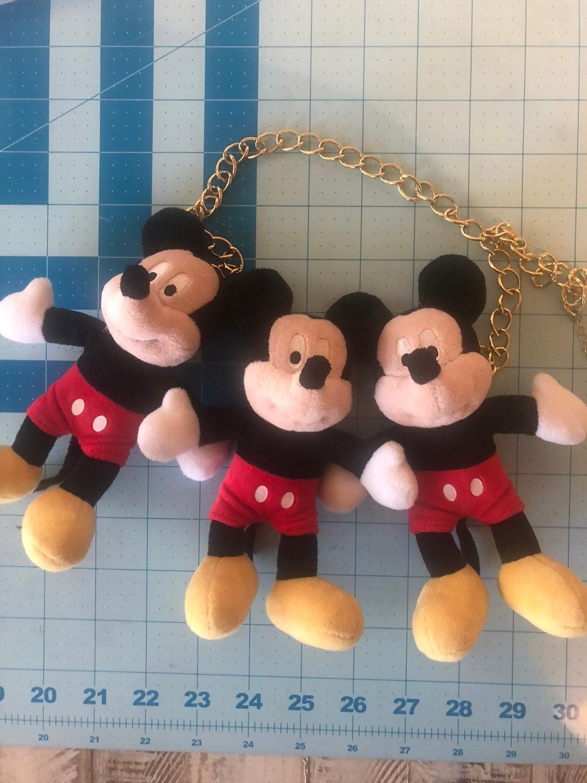 Rare shanghai disneh mickey mouse neckla