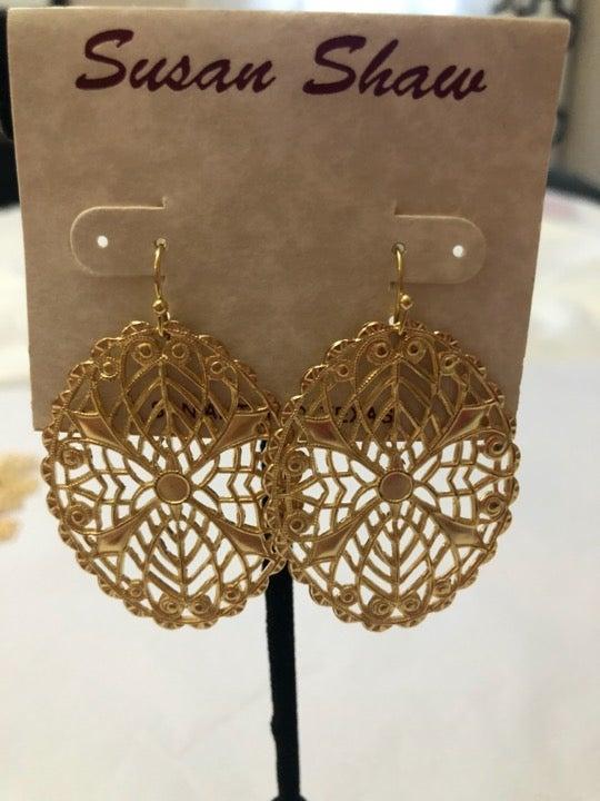 NEW Susan Shaw Earrings