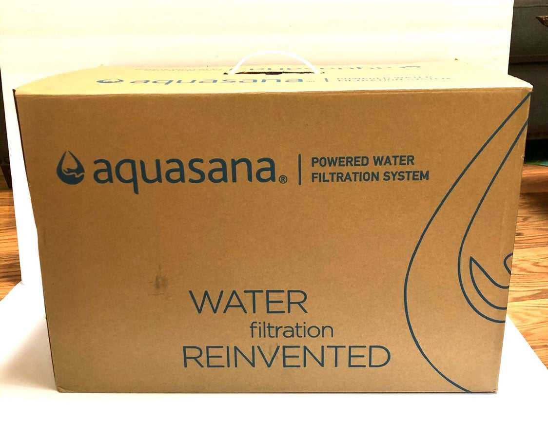AQUASANA Powered Water Filter System