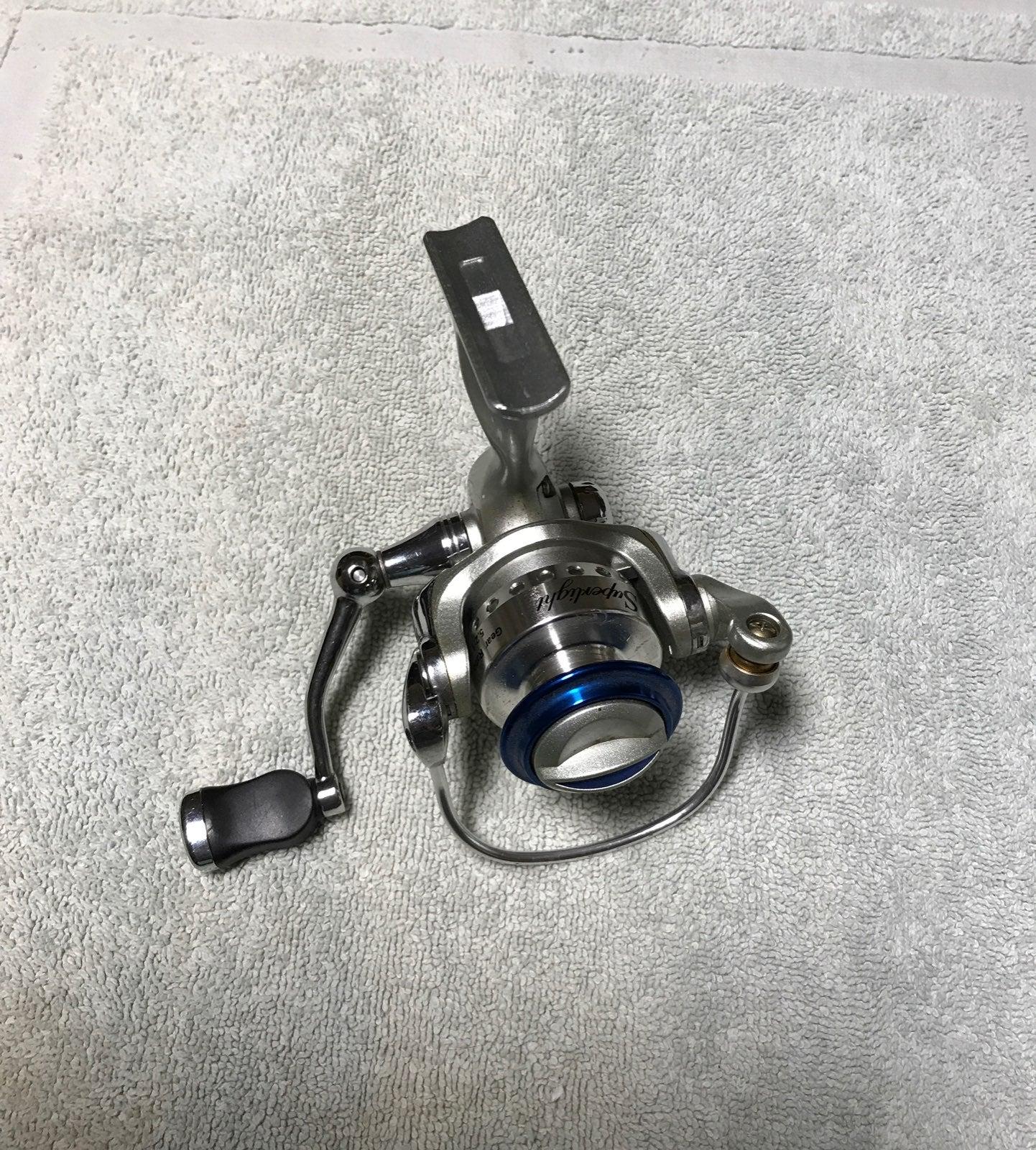 Browning Superlight Fishing Reel