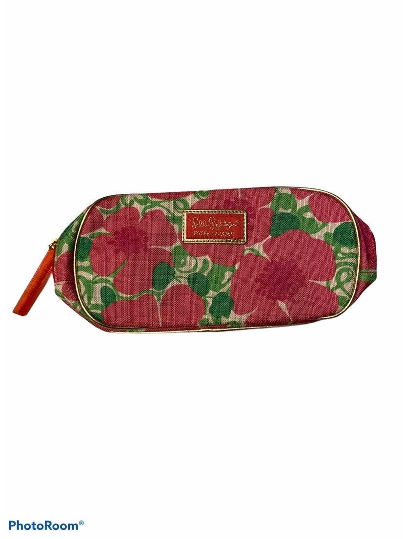 Lilly Pulitzer Estee Lauder Cosmetic Bag