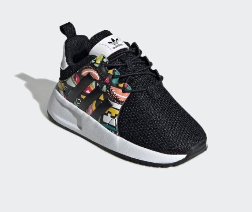 Adidas X PLR S Black Shoes Infant