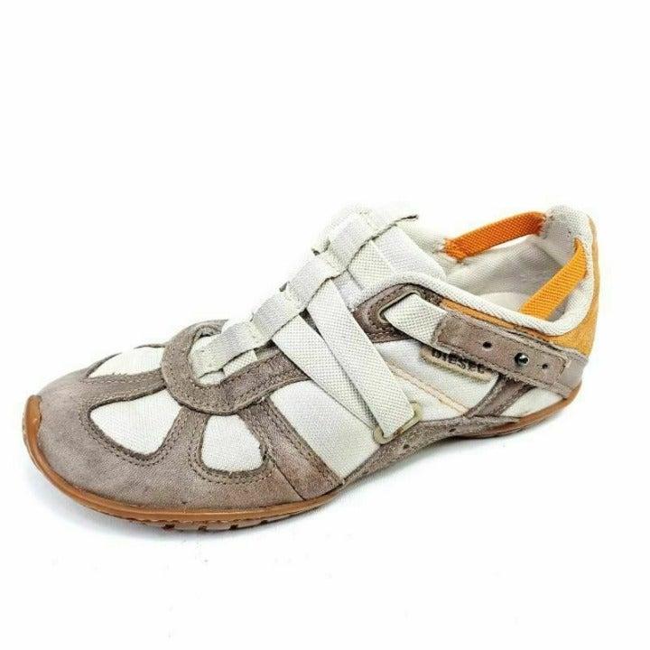 Diesel Womens Size 6 Shoes Brown Beige
