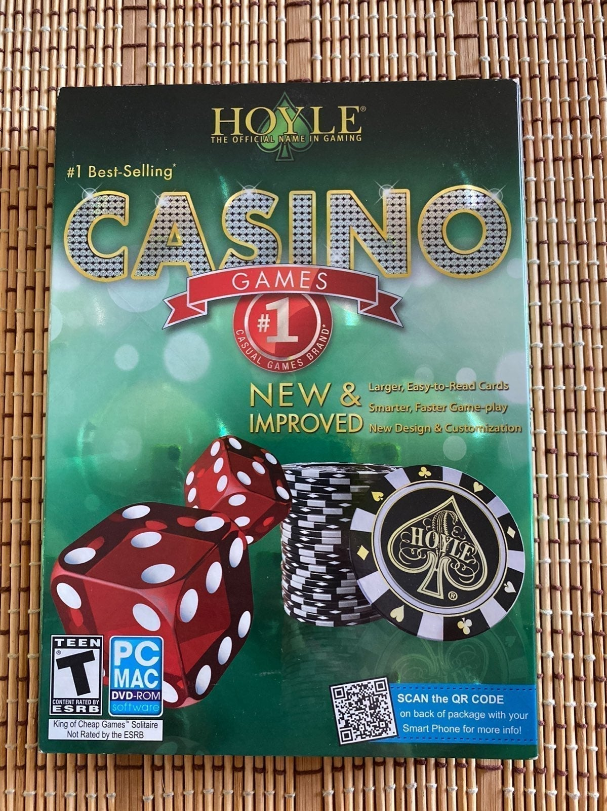 HOYLE Casino Games NEW & Improved