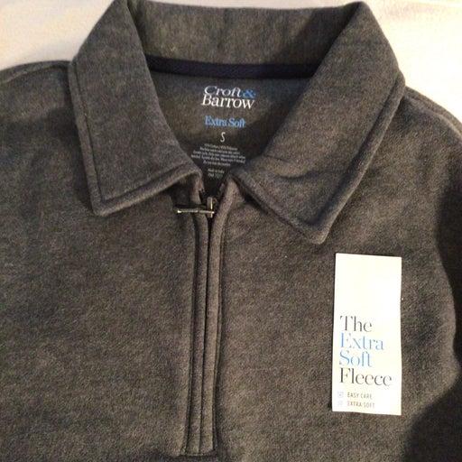 Sweatshirt,mens,size small. EXTRA SOFT
