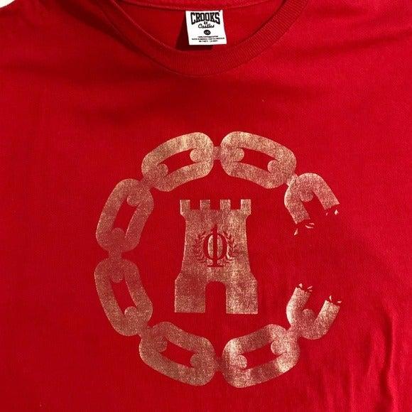 CROOKS & CASTLES Shirt Size L #20013