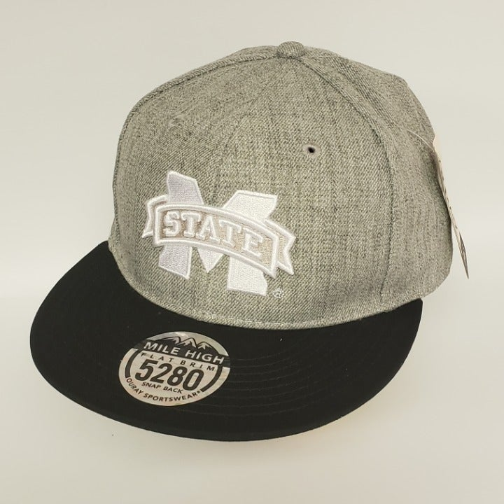 Mississippi State Bulldogs Snap Back Hat