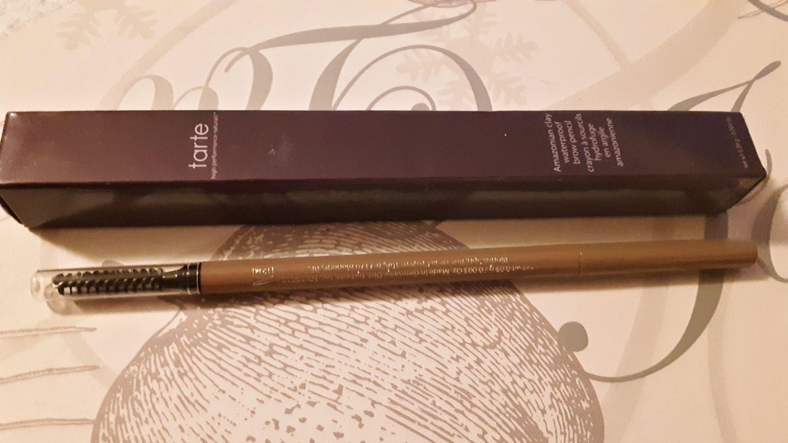Tarte waterproof brow pencil ~taupe