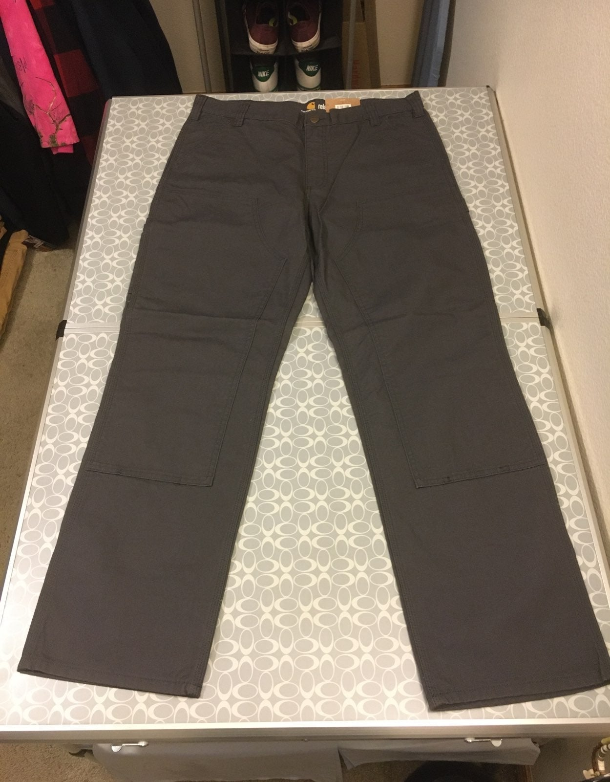 Carhartt Relaxed Fit Double Front Pants