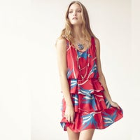 1dd81613bc39 Anthropologie Ruffle Skirt Dresses | Mercari