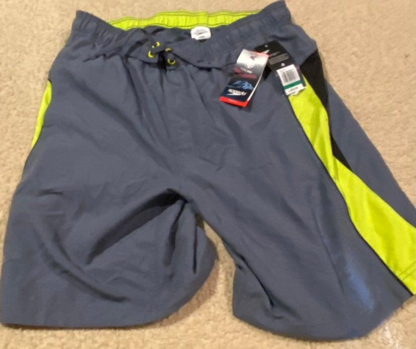 Men's bathing swimsuit Speedo L trunks
