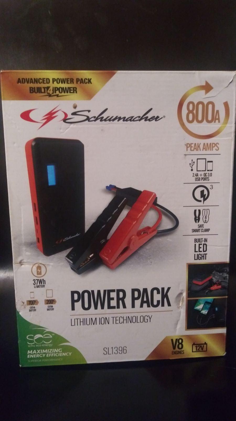 Power Bank / Car Jumpstart