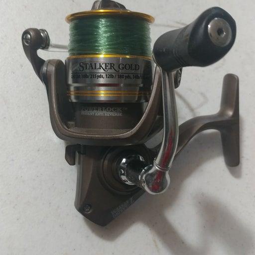 Browning Stalker Gold Fishing Reel