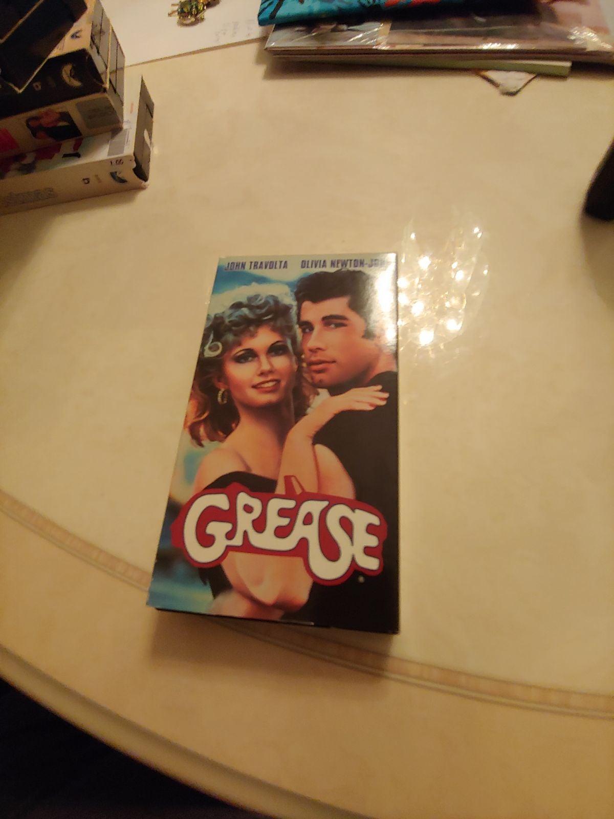 Grease VHS 1977
