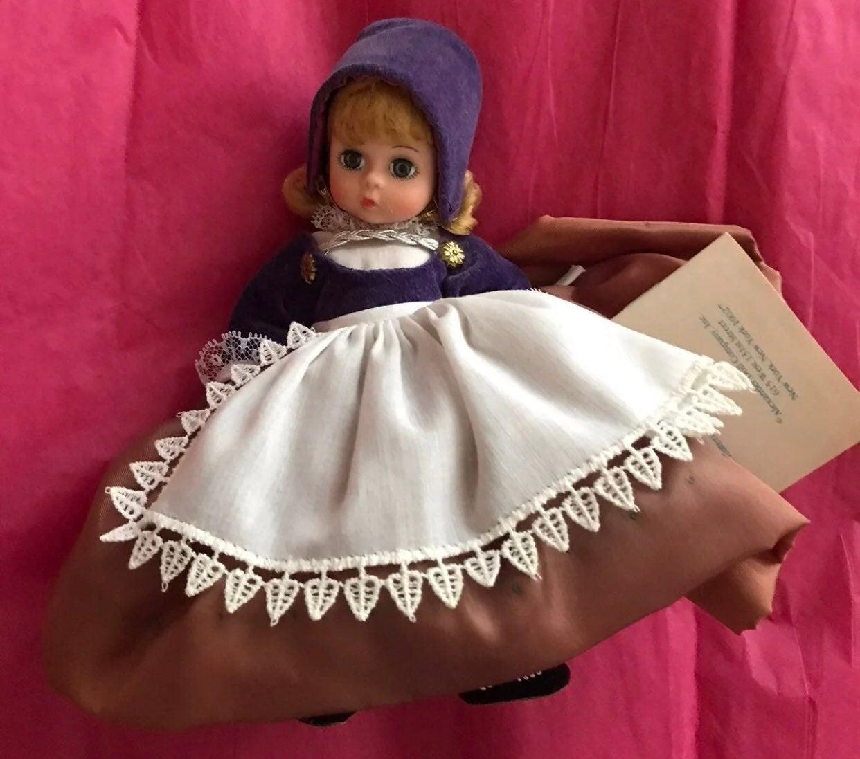 """Madame Akexander 8"""" Denmark Doll"""