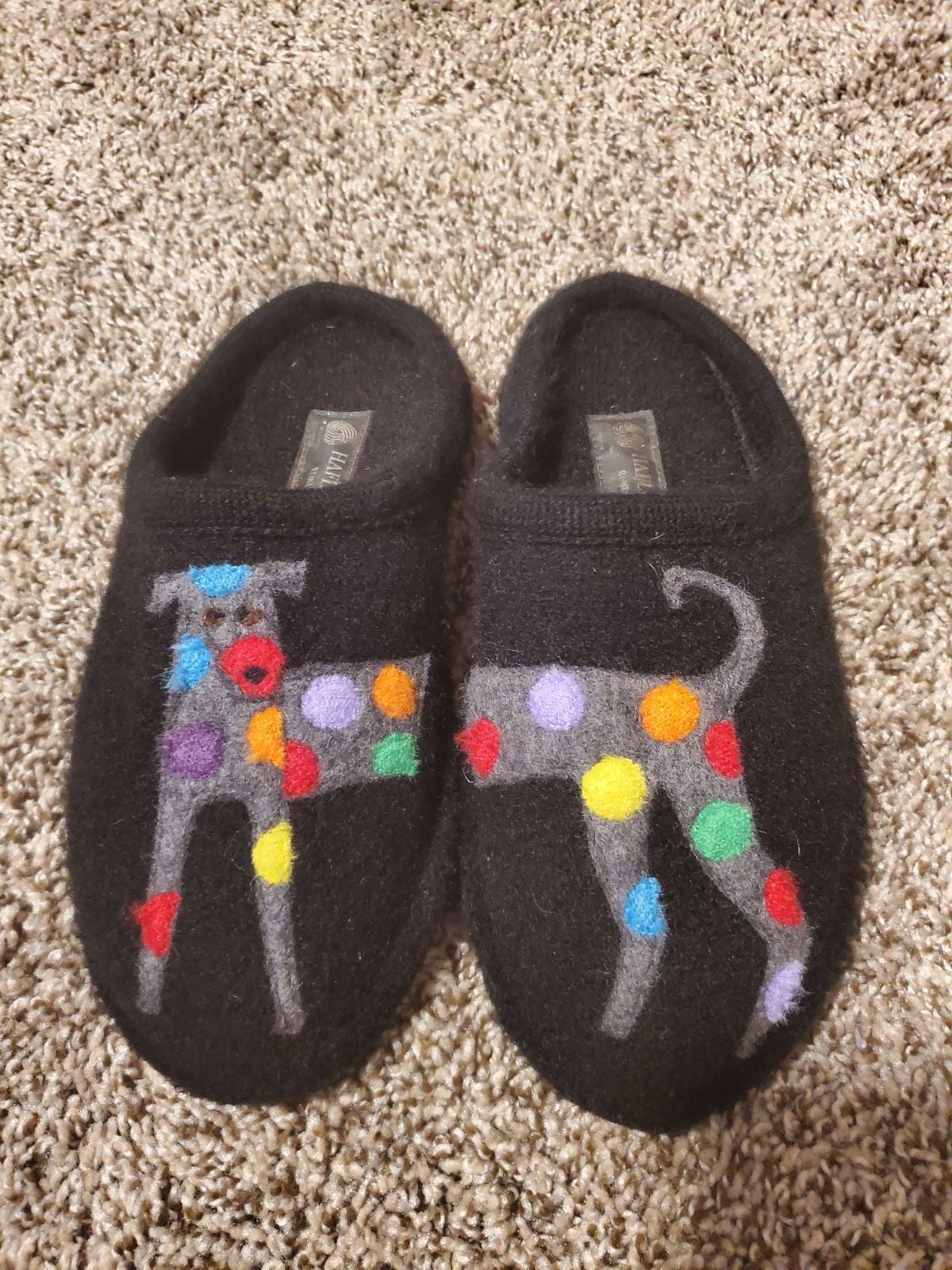 Haflinger slippers 8