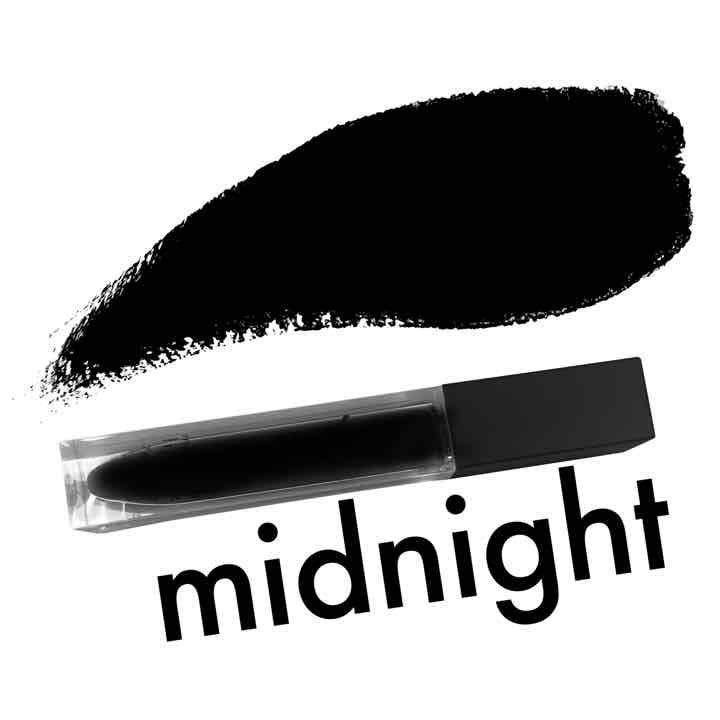 matteify black matte liquid lipstick