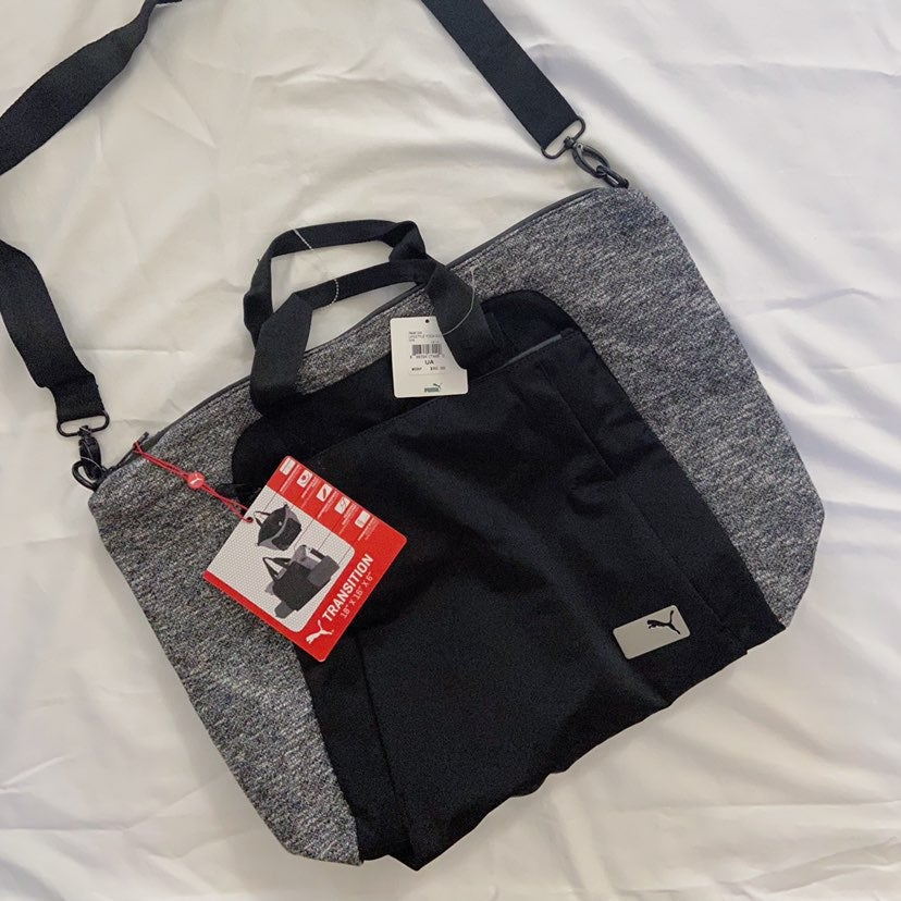 puma gym yoga bag