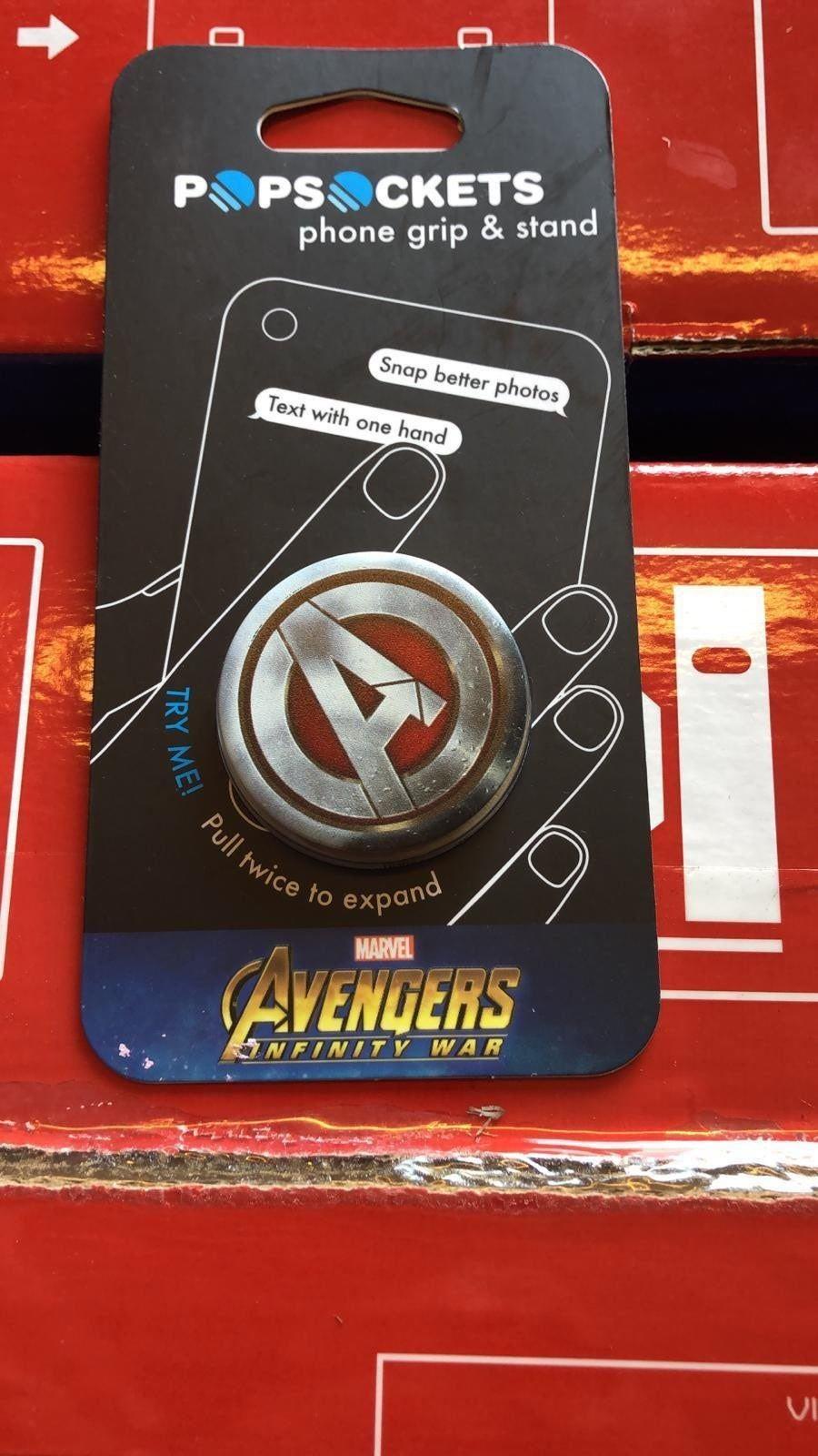 MARVEL Avengers Popsocket New