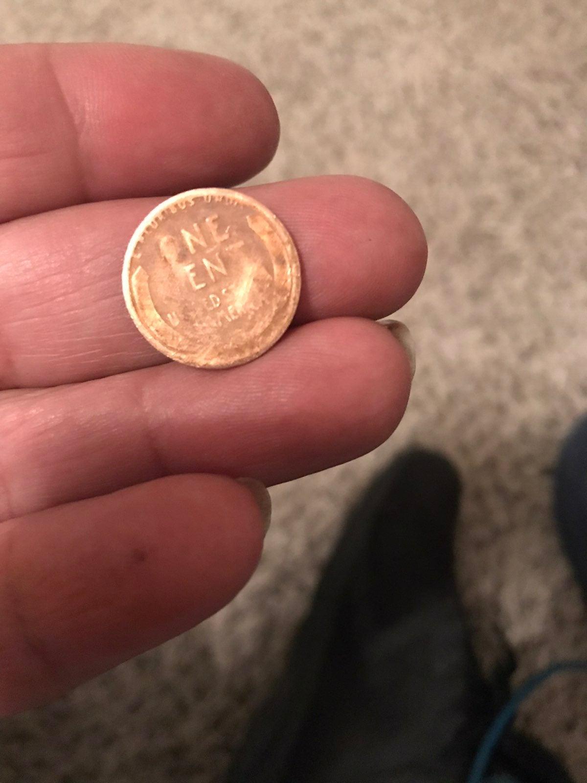 Very Rare 1951 wheat penny