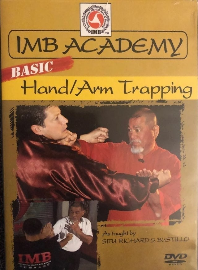 Basic Hand/Arm Trapping