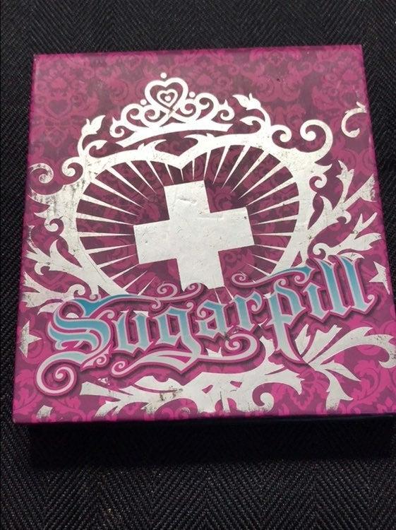 Sugarpill Heartbreaker Palette