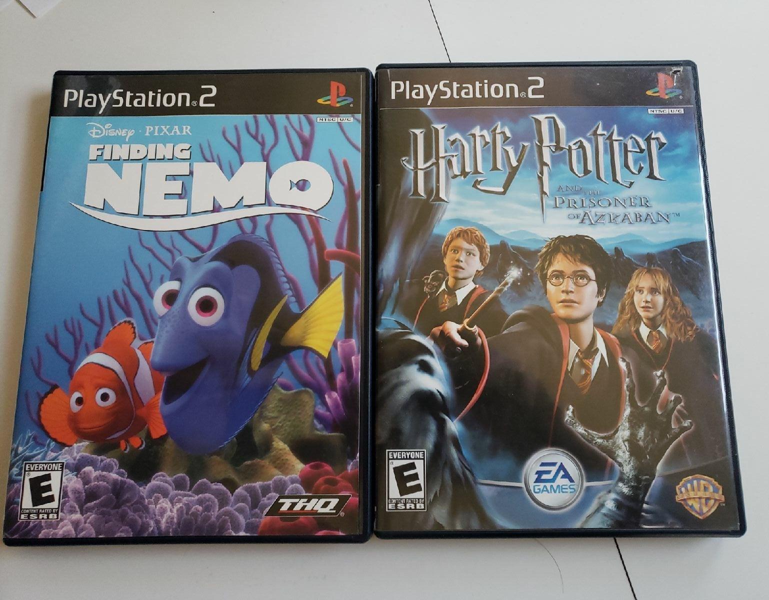 PS2 - Kids Favorites Bundle
