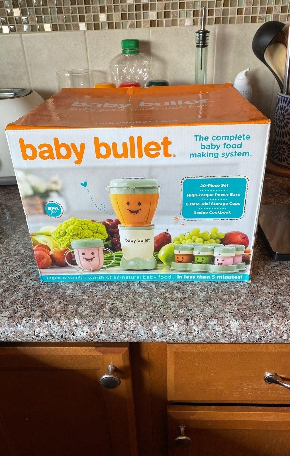 Baby Bullet