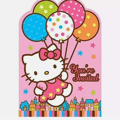 Hello Kitty Balloon dreams BIRTHDAY BUND