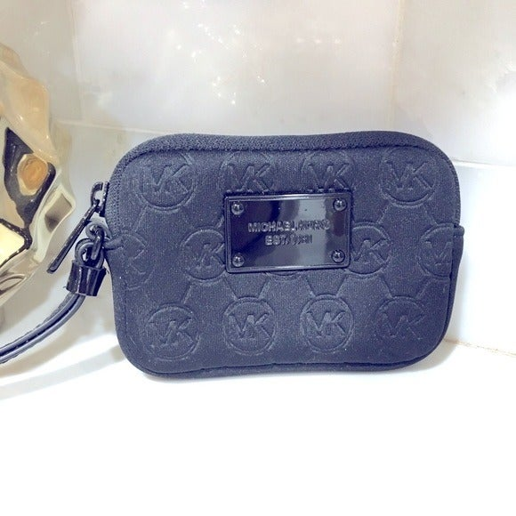 Michael Kors Black Camera Case
