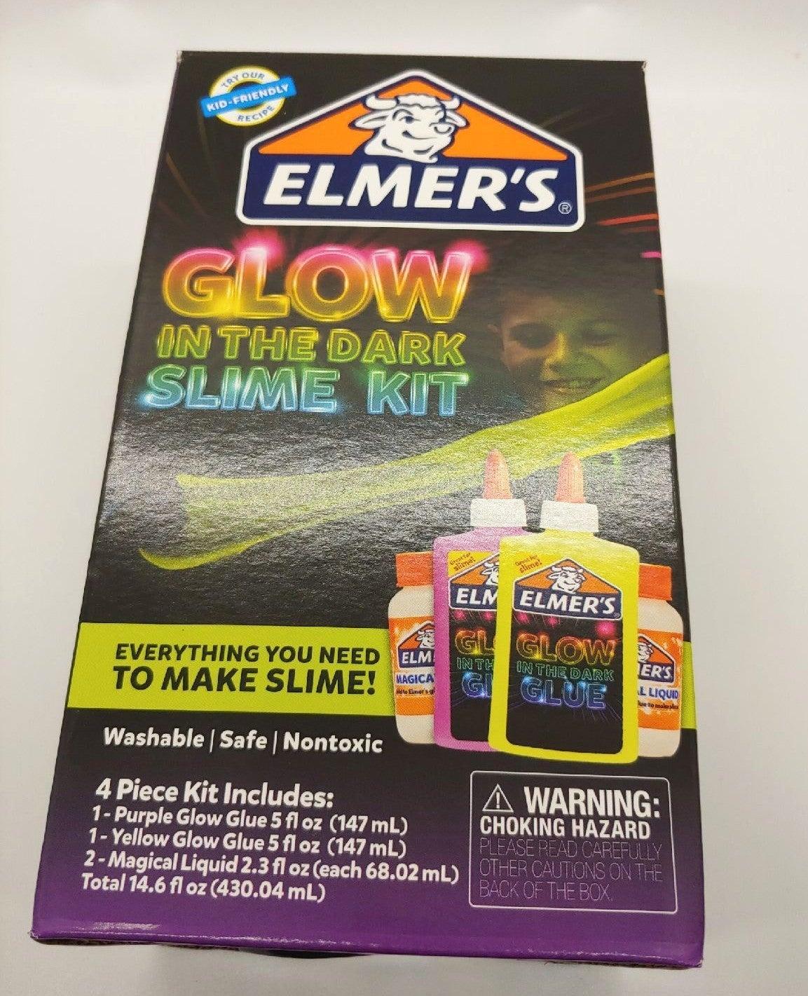 Elmers Glow in the Dark Slime Kit
