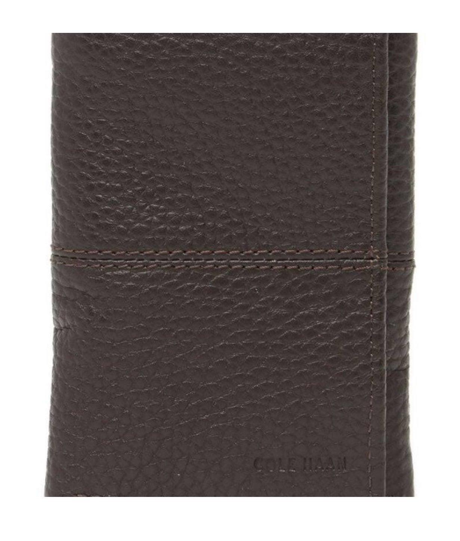 Full Grain Leather Tri-Fold Wallet