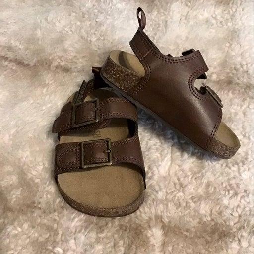 A-Oshkosh Baby Sandals Size 5M