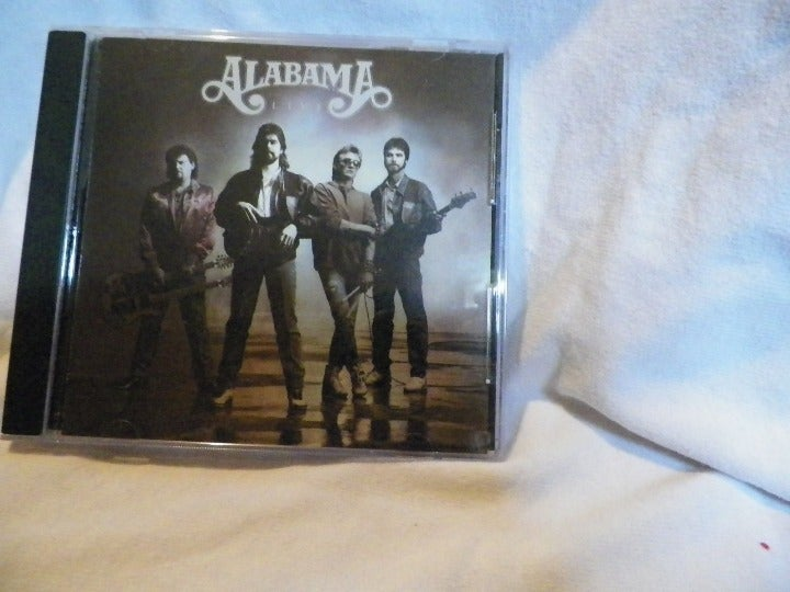 Live by Alabama (CD, RCA)