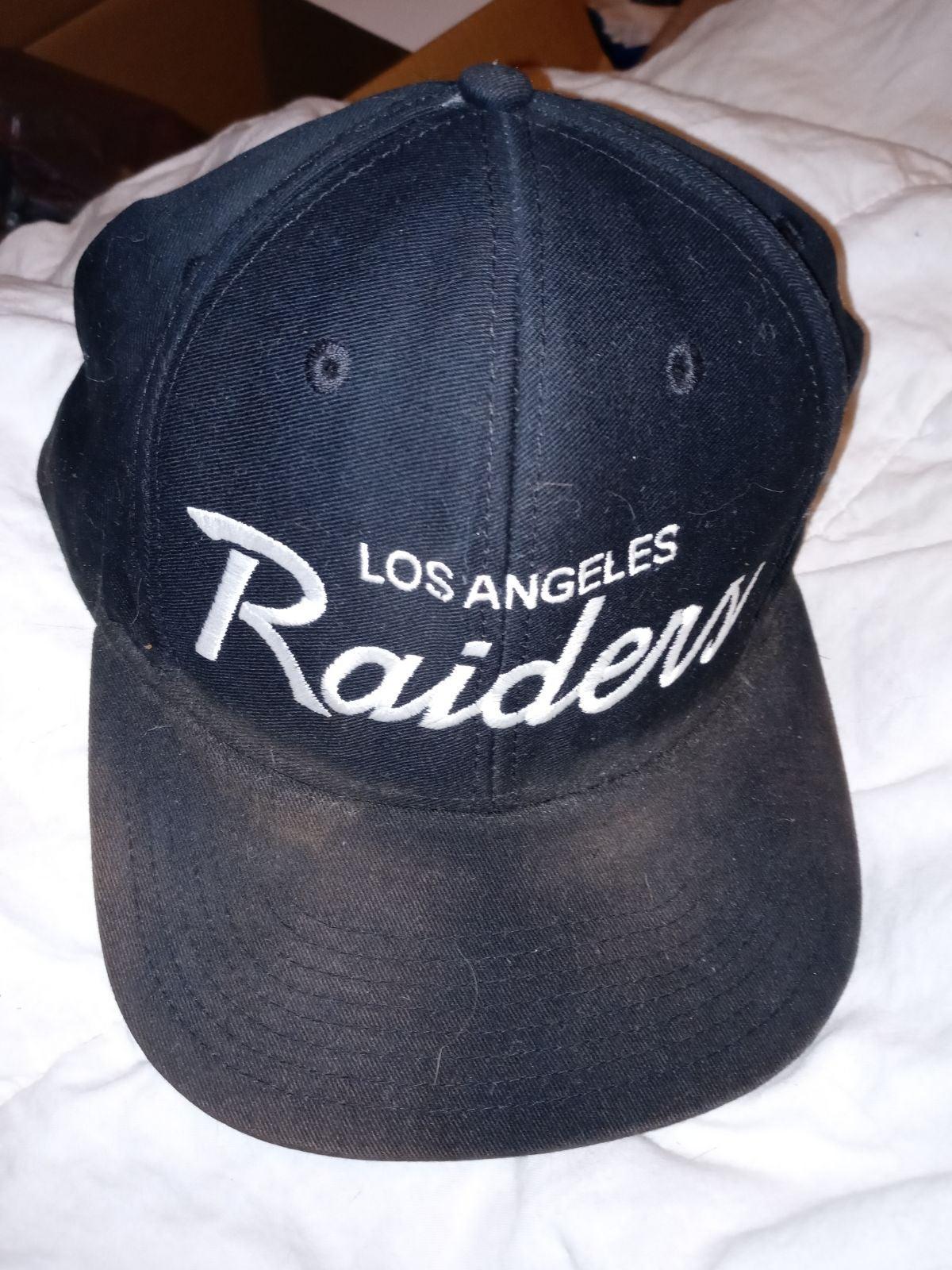 Los Angeles Raiders cap