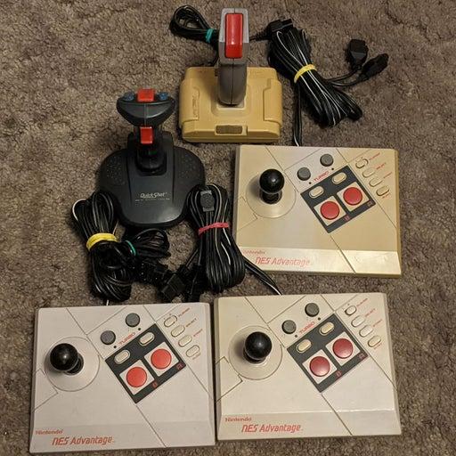 Nintendo NES Advantage Quick Shot Joy