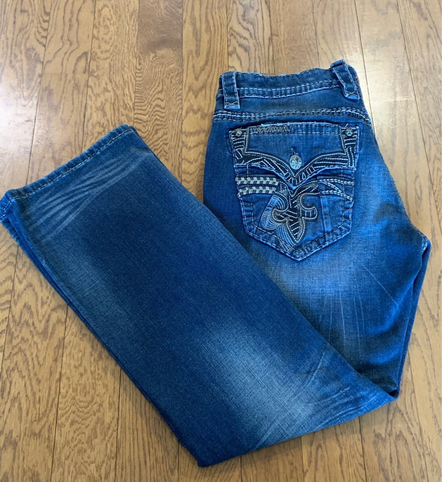 Rock Revival Jeans Men