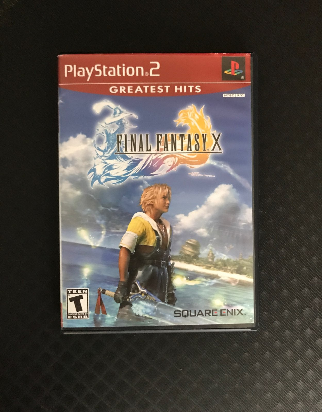 Final Fantasy X (10) PS2 Game