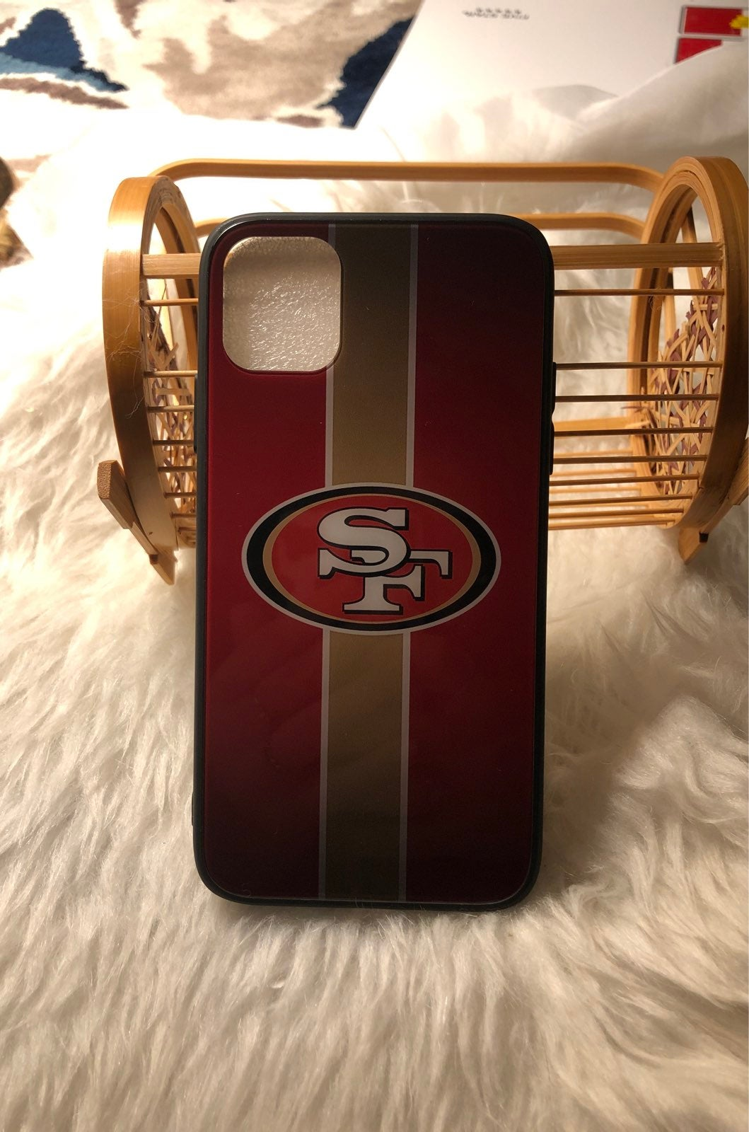 Sanfransisco 49ers iPhone 11 Hard Case