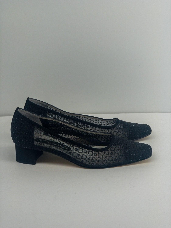 Nina black shoes 71/2