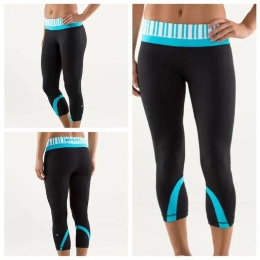 Lululemon inspire crops tights leggings