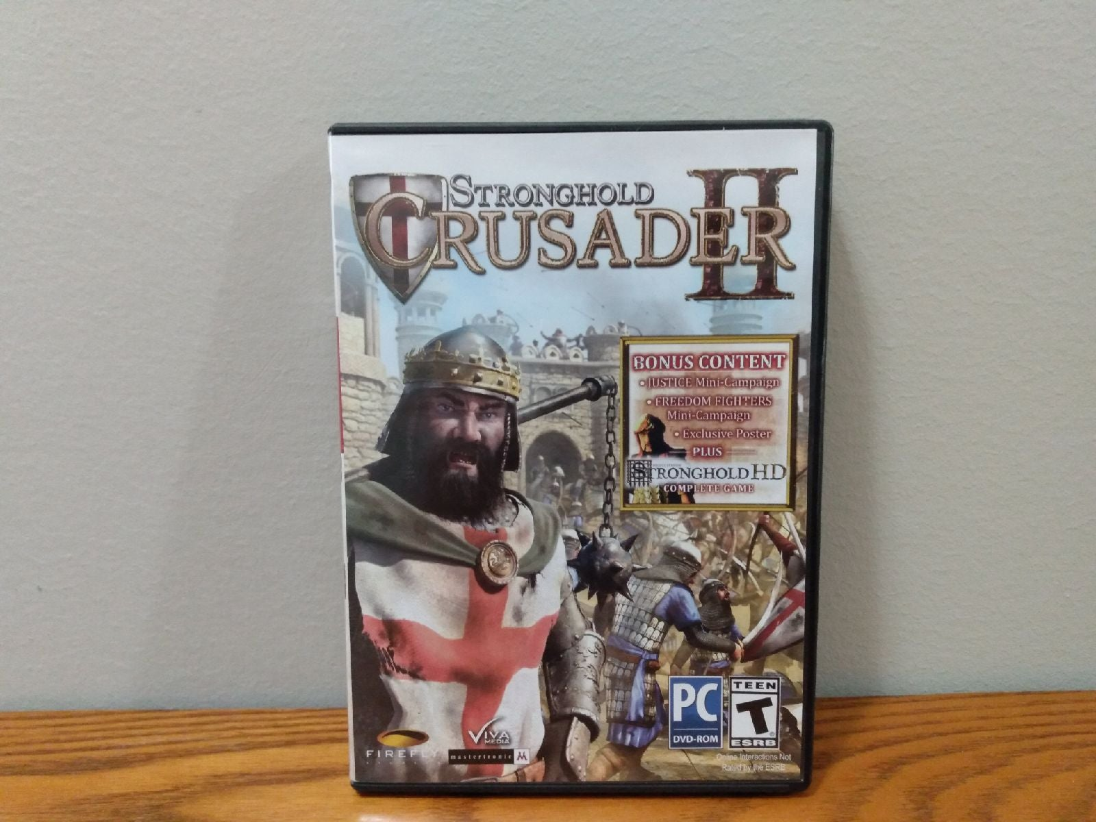 Stronghold Crusader 2 PC - used