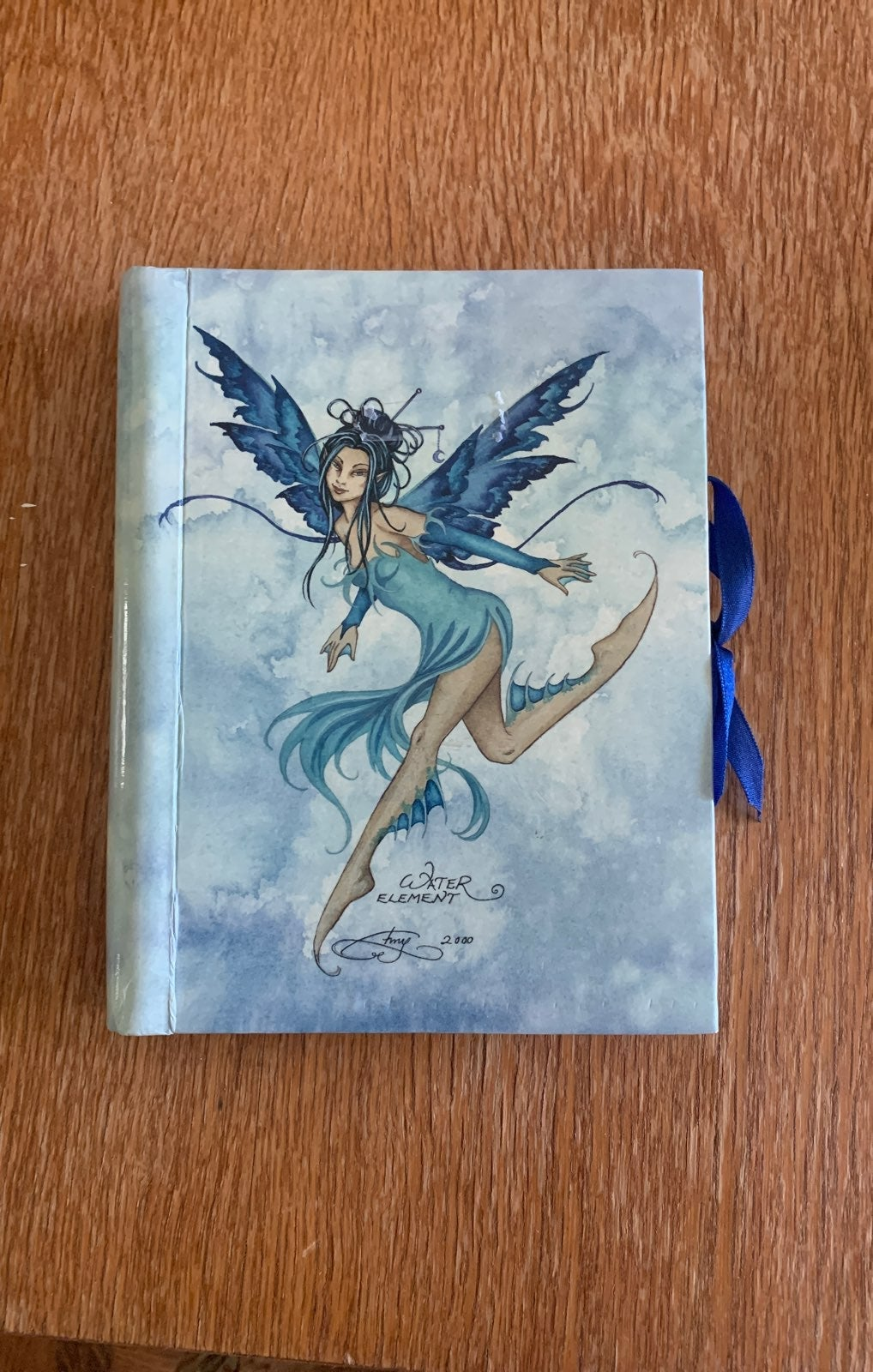 Amy Brown Water Element Journal RARE