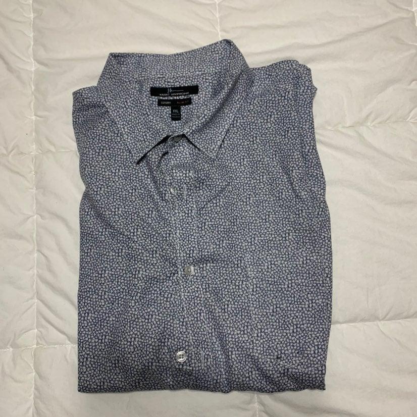 button down mens shirt