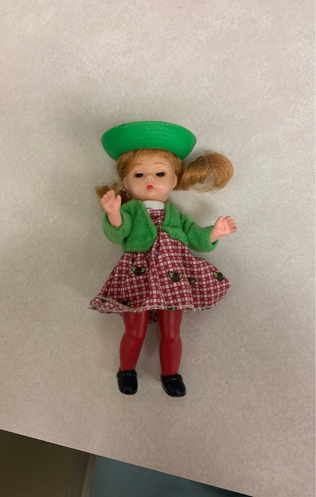 Madame Alexander Doll 4x 2 inch