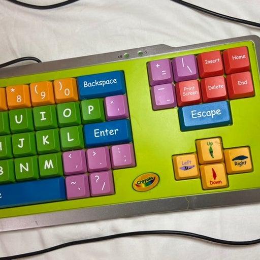 Crayola Keyboard for Computer
