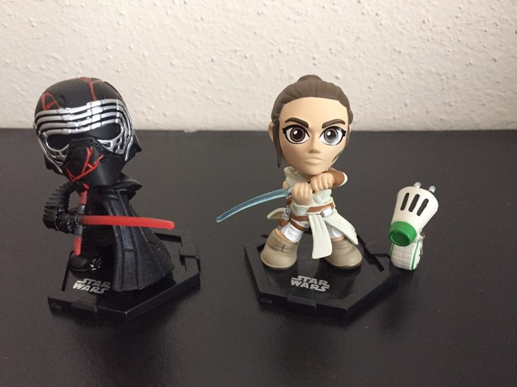 Star Wars Mystery Mini Set