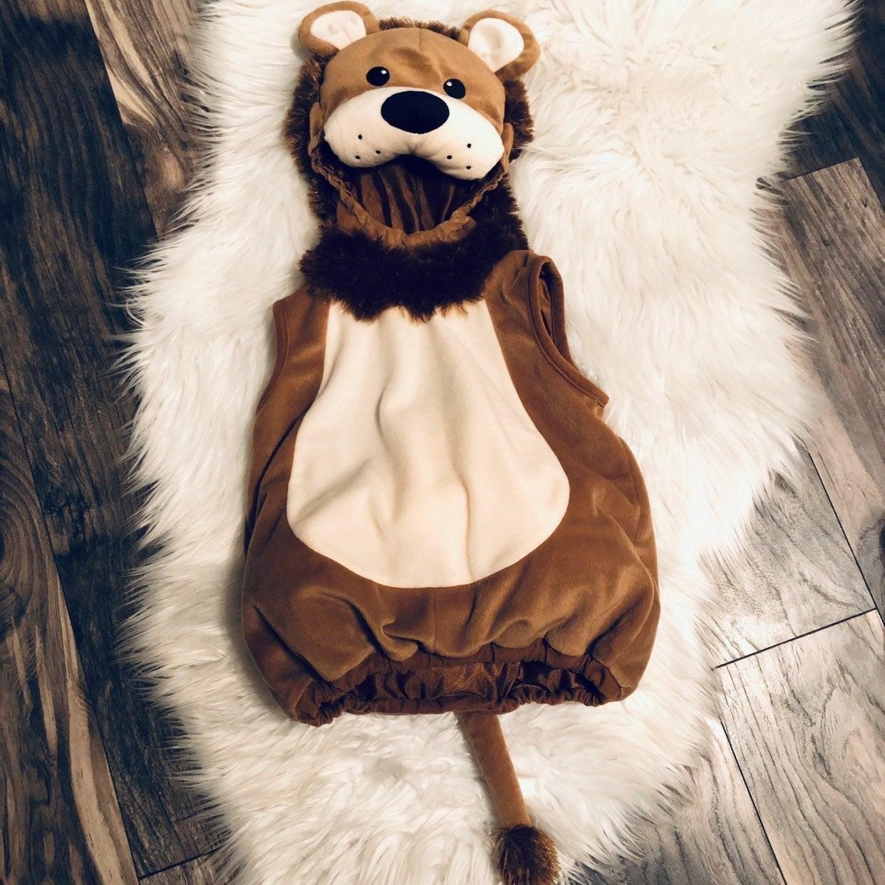 Koala Kids Lion Costume