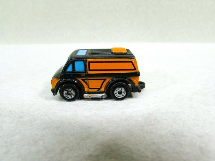 Galoob Micro Mini Black Dodge Van